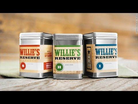 Cannabis News - Celebrity Willie Nelson's Willie's Reserve - Blum  Dispensary - Pass A Drug Test