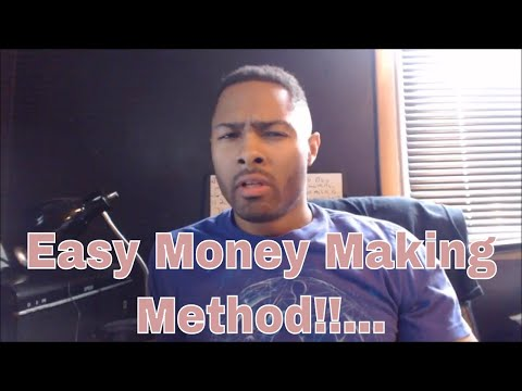 How To Raise Money For A Fundraiser Or Anything You Want!! (Easy Money Making Method)