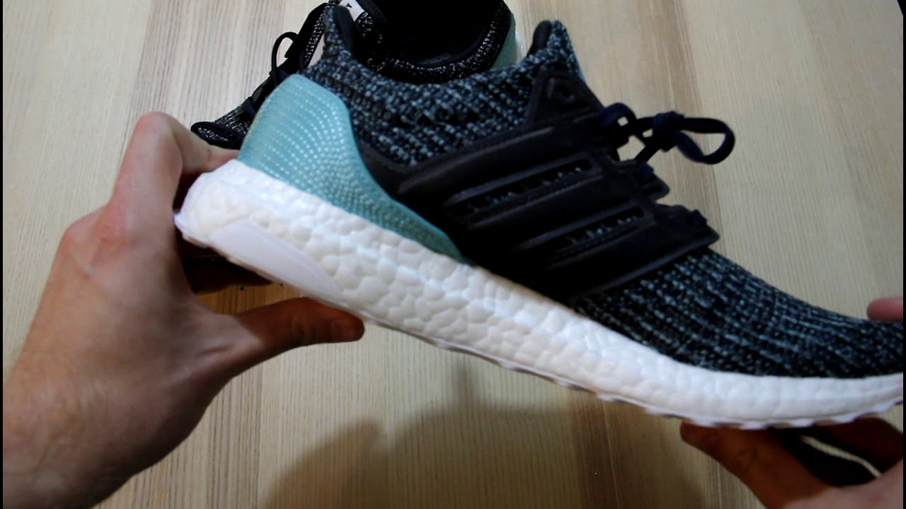 adidas UltraBOOST Parley die halbsmarten Schuhe