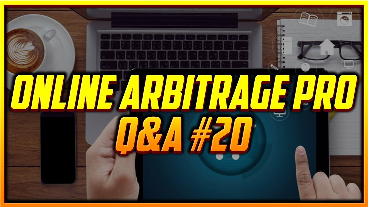 Online Arbitrage Pro Weekly Q&A #20