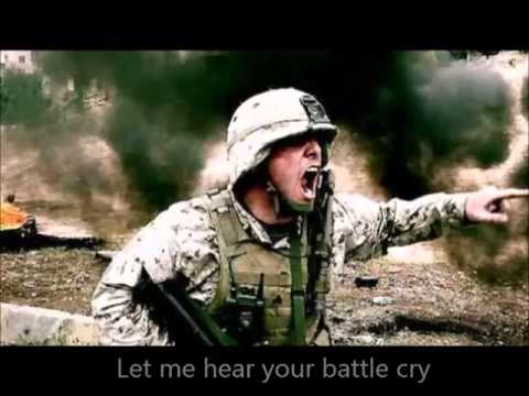 Otherwise-SOLDIERS (Lyrics on screen and in descrpition)