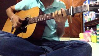 (CHEN(첸)XPunch(펀치))Everytime - Fingerstyle Guitar