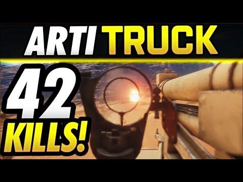 ➥ BESTES BATTLEFIELD 1 Fahrzeug! - Der Artillery Truck