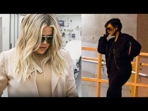 Khloe Kardashian RUSHED To Hospital Due To Pregnancy Complications