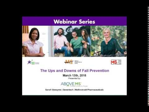 The Ups and Downs of Fall Prevention