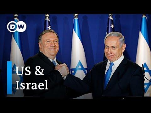 Trump's statement on Golan Heights draws international condemnation   DW News