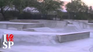 Borrego Badlands Skatepark - Borrego Springs - CA