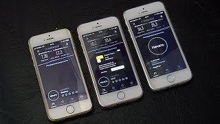 БИЛАЙН, МТС, МЕГАФОН. Тест скорости мобильного интернета
