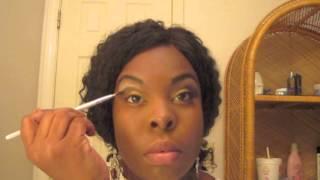Gold Mine Makeup Tutorial Thumbnail
