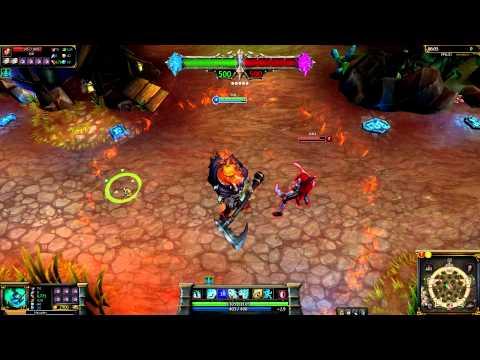 Teaser - Headless Hecarim Skin - League of Legends
