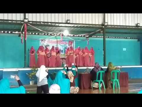 Bagimu Remaja cover Qasidah Dusun Cimareme desa cikonengkulon