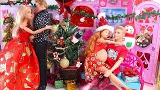 크리스마스 선물 개봉 일상 밀착중계 ! 생일파티 선물 …