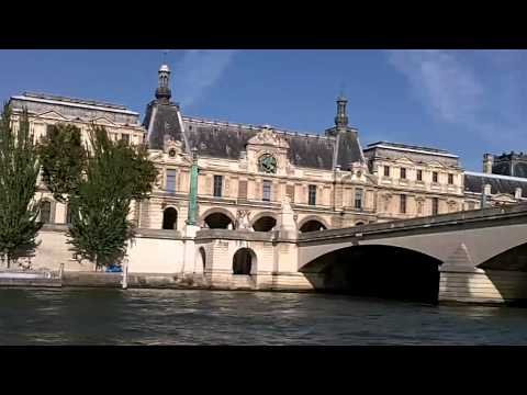 CRUISE IN THE SEINE RIVER 1