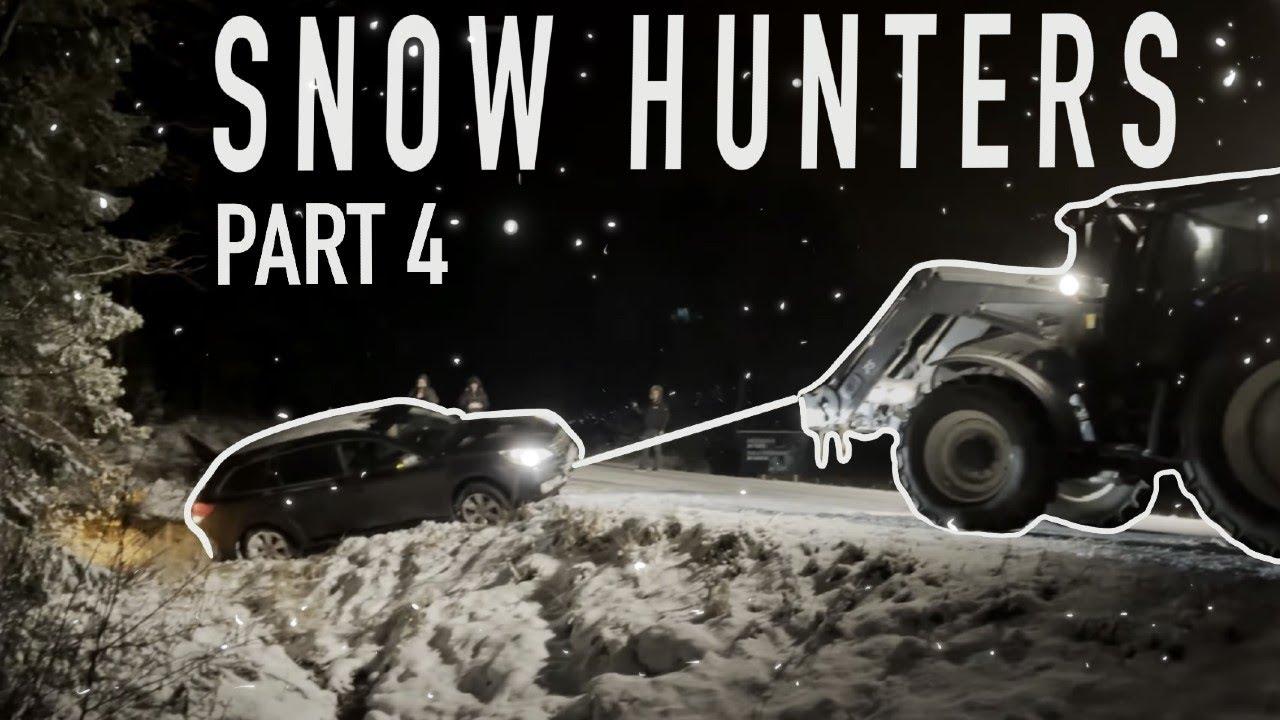 SNOW HUNTERS IN FINLAND/ FINAL VLOG / Michael Motorsport
