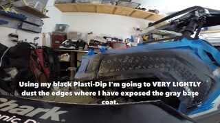Plasti Dip - How To Make Custom Decals - Polaris RZR 800 EFI