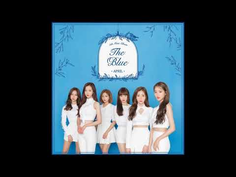 APRIL (에이프릴) - 파랑새 (The Blue Bird) (Instrumental) [The Blue]