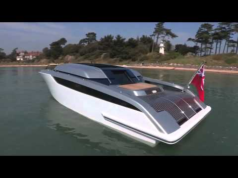 Compass Tenders 9m Limousine Tender