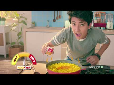 Sunfeast YiPPee! Mood Masala - Your partner for every mood! Hindi TVC