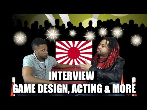 INTERVIEW W/ AJ | GAME DESIGNING, MODELING AND ACTING IN JAPAN !