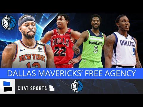 Dallas Mavericks Rumors: 5 Defensive Wings The Mavs Could Sign In 2020 NBA Free Agency