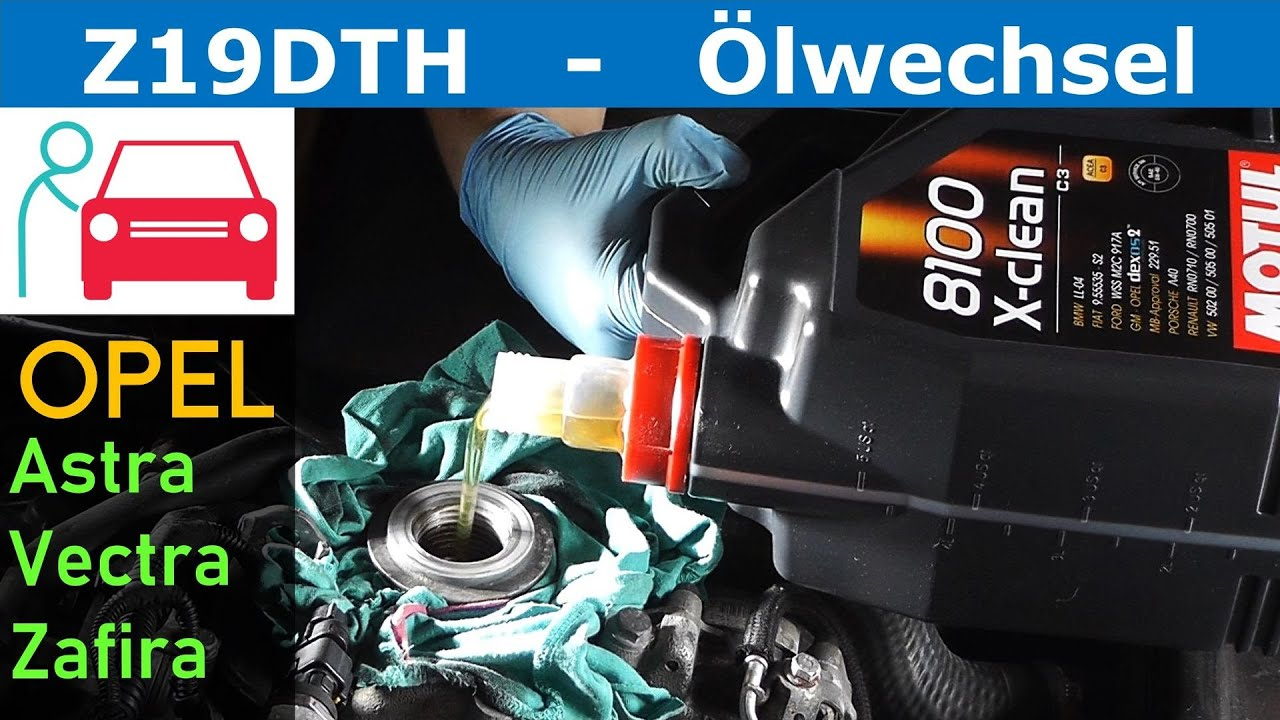 1.9 CDTi OPEL VECTRA C ÖLFILTER