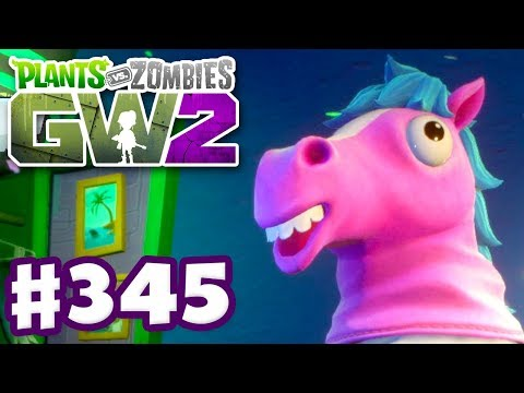 Pink Horsey! - Plants vs. Zombies: Garden Warfare 2 - Gameplay Part 345 (PC)