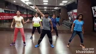 Hawa Hawa Mika Singh Bollyfit Fitness Dance Routine Amar Singh Rathore