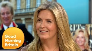 """Penny Lancaster on Bullying: """"My Son Isn't Being Bullied"""" 
