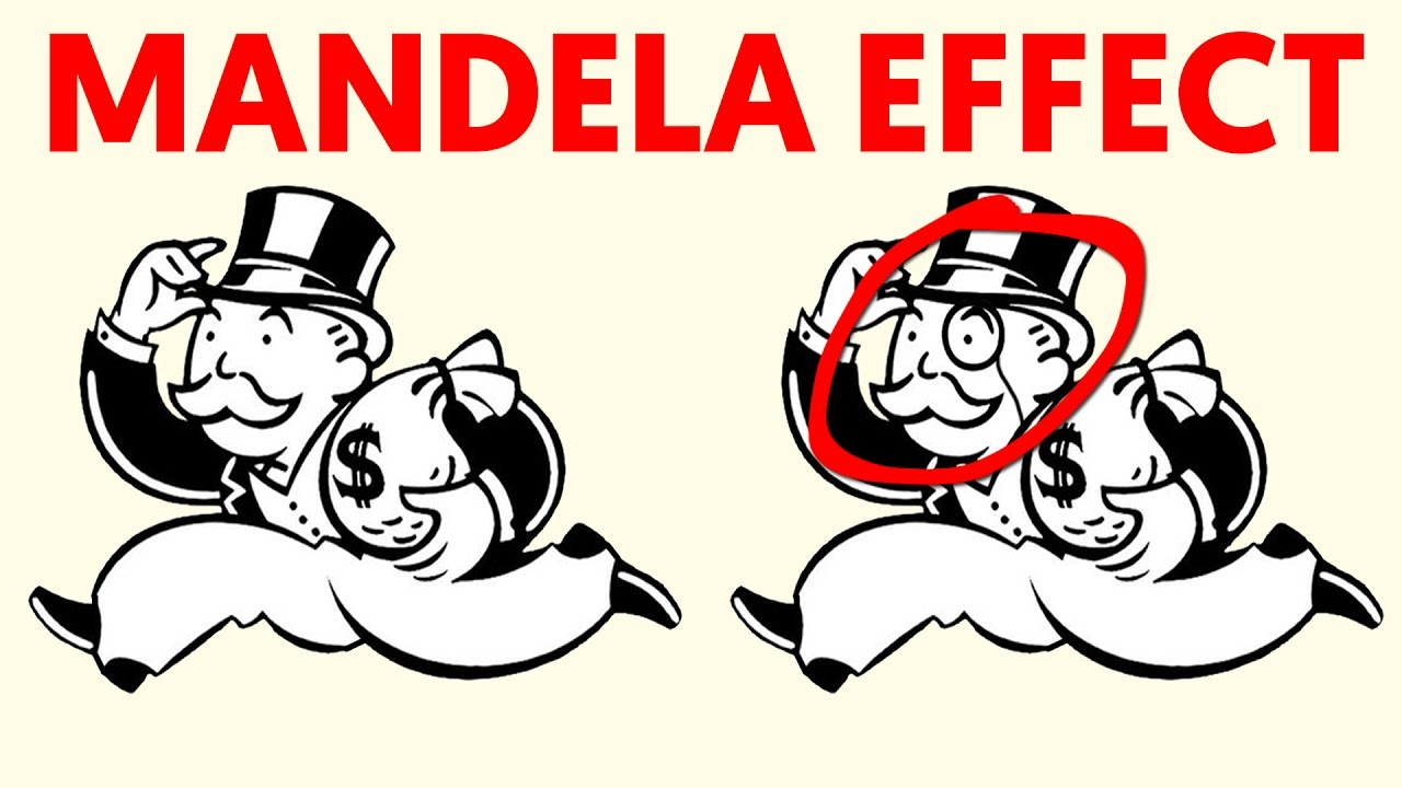 have you experienced the mandela effect youtube