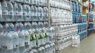 """""""Non bevetela"""". Acqua in bottiglia di nota marca ritirata dai supermercati. Ragioni e lotti interess"""