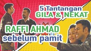 Raffi Ahmad nge-Prank Satu Mall, Kocak Abis