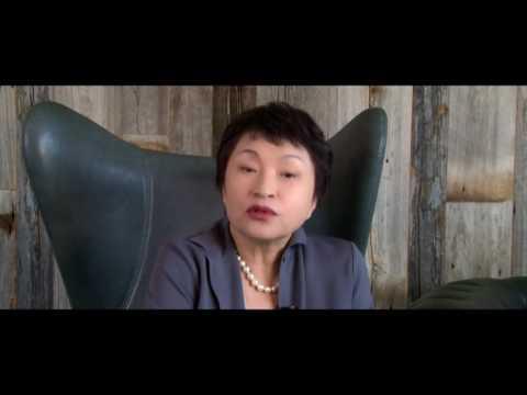 Kyung Wha Chung (Bach trailer)