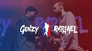 GONZY vs RAPHAËL | I LOVE THIS DANCE ALL STAR GAME 2016