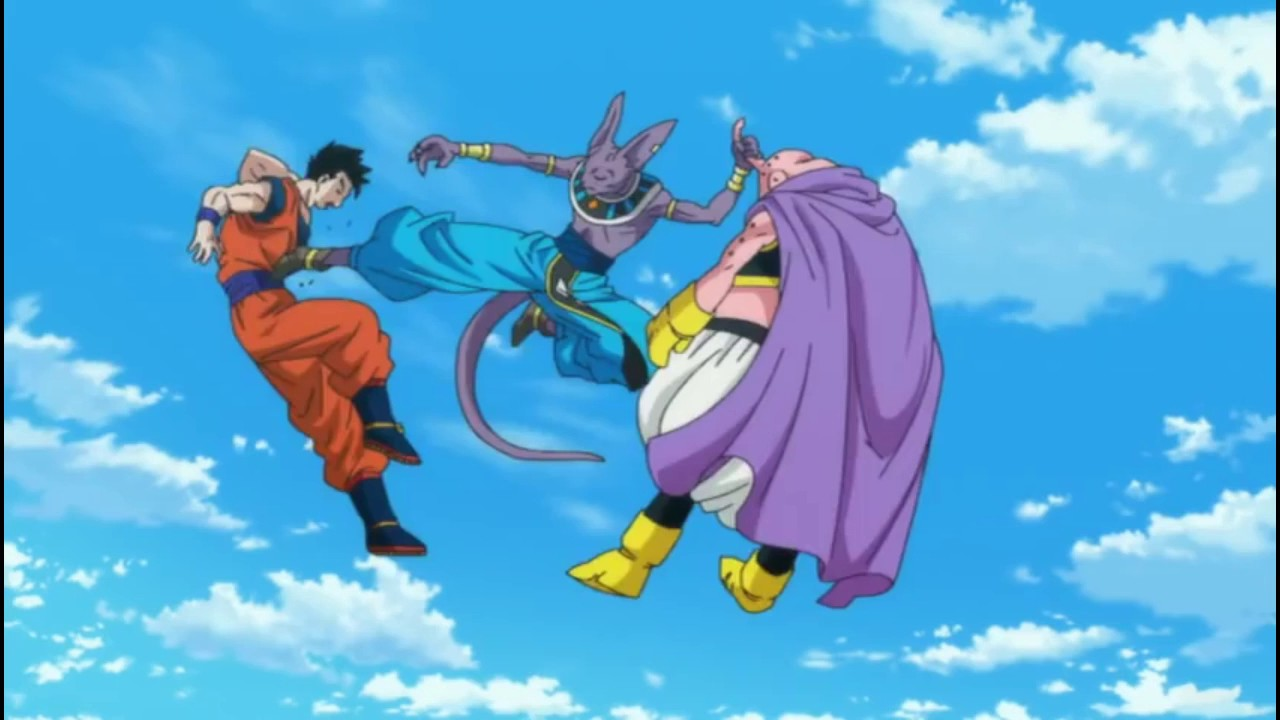 Download Do What I Want (Beerus Tribute) DBS -- Lil Uzi [AMV]