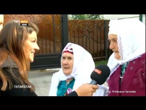Tataristan'da Düğüne Giden Teyzelere Oradaki Düğünleri Sorduk - Ay Yıldızın İzinde - TRT Avaz