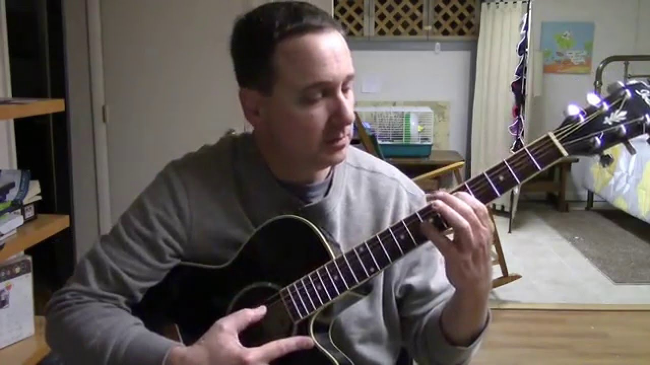 Six String Sleuth Figuring Out Chords To With Or Without You By