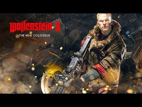 Wolfenstein II: The New Colossus — 05 — «Розуэлл»