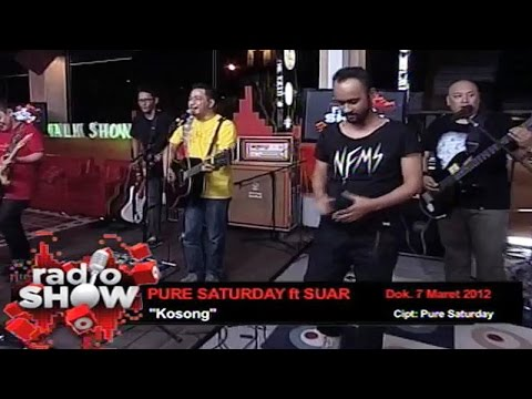 Radio Show tvOne: Pure Saturday feat. Suar -