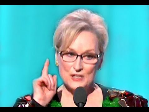 Thumbnail: Meryl Streep Speech Golden Globes 2017 speech called out Donald Trump at the Golden Globes