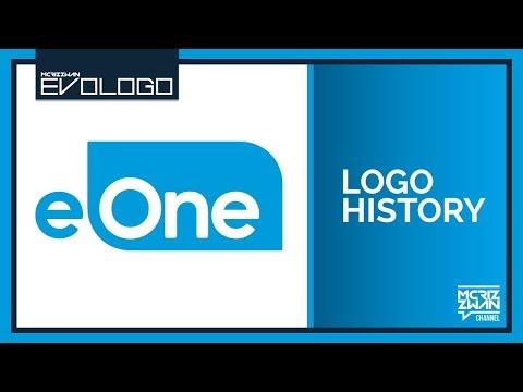 Entertainment One (eOne) Logo History   Evologo [Evolution of Logo]