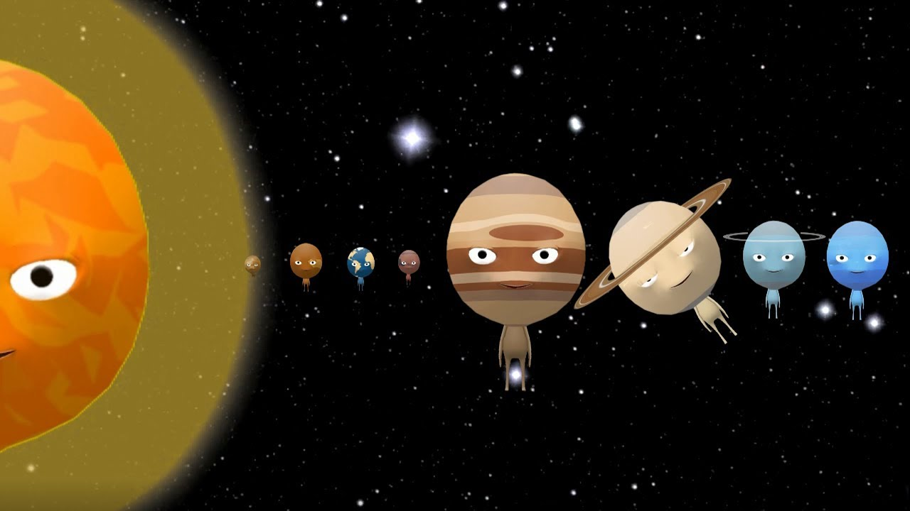 solar system song - 1280×720