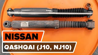 Fitting Poly v-belt NISSAN QASHQAI / QASHQAI +2 (J10, JJ10): free video