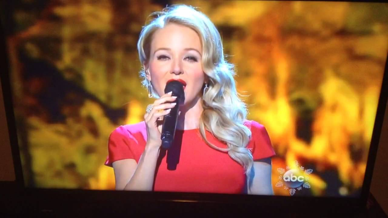 Jewel performs at the ABC Christmas show 2015! Beautiful ...