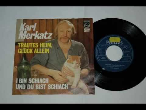 Karl Merkatz  I bin schiach und du bist schiach