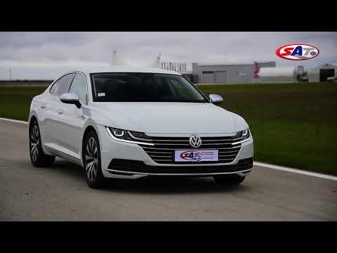 Volkswagen Arteon - Road test by SAT TV Show