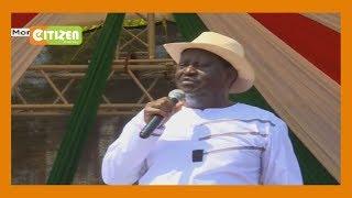 Raila Odinga address to 3rd BBI rally at Mama Ngina Waterfront, Mombasa