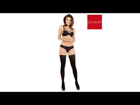 Glamory Silky 60 Hold Ups   Product Video