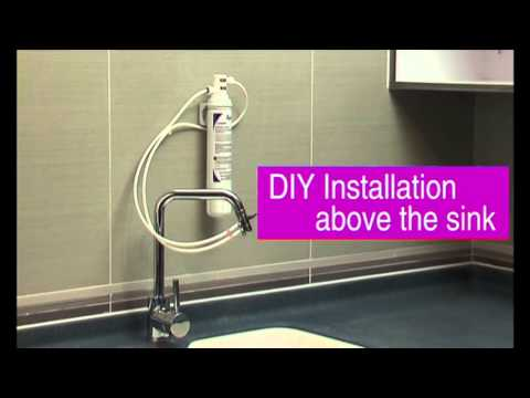 3M AP Easy Complete Water Filter System (English)