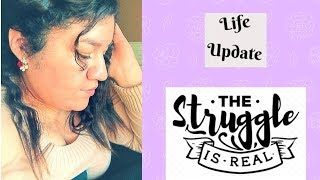 Life update   Struggles   Weight gain   Foot pain   Weight loss journey