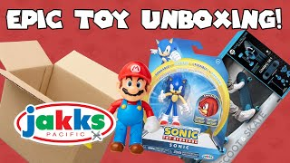 *UNBOXING* - Another EPIC Unboxing from Jakks Pacific Toys!